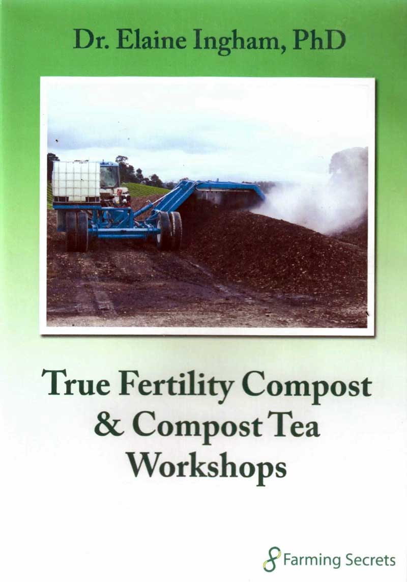True Fertility Compost & Compost Tea Workshop (5 DVD Set)